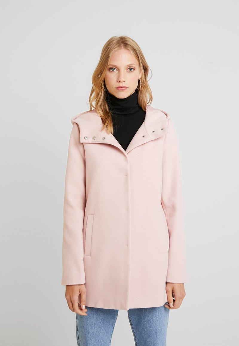 Anna Field - Zimní kabát - rose
