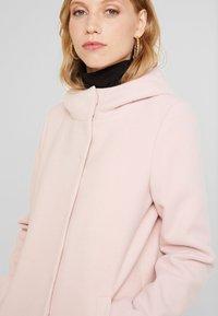 Anna Field - Zimní kabát - rose - 5