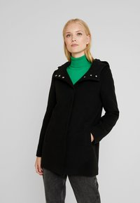Anna Field - Classic coat - black - 0