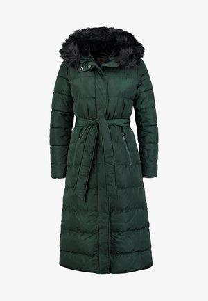 Classic coat - scarab