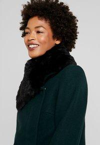 Anna Field - Zimní kabát - scarab - 4