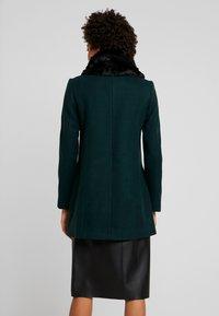 Anna Field - Zimní kabát - scarab - 2