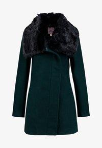 Anna Field - Zimní kabát - scarab - 3