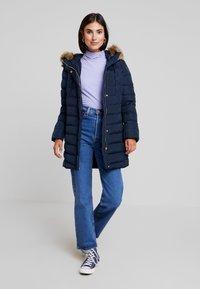 Anna Field - Zimní kabát - sky captain - 1