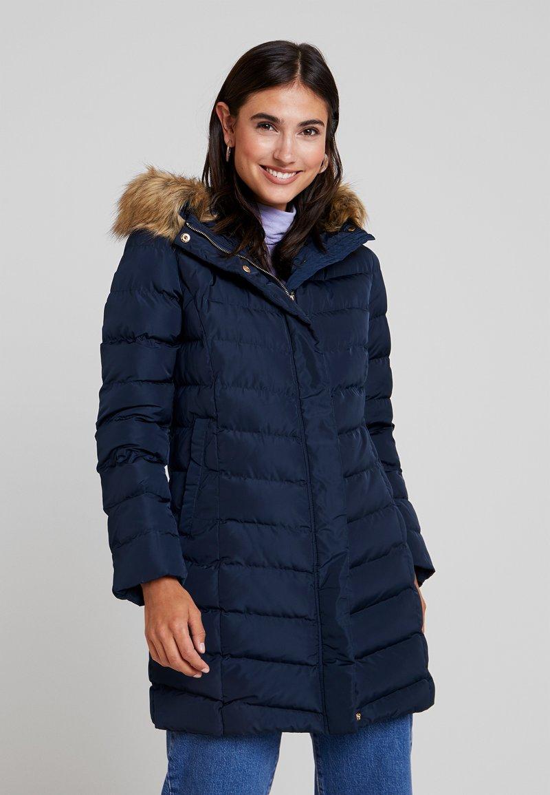 Anna Field - Zimní kabát - sky captain