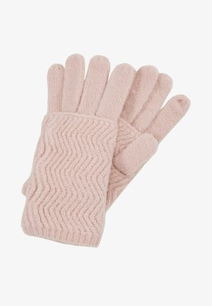 Gloves - rose