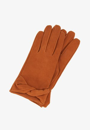 Gants - brown