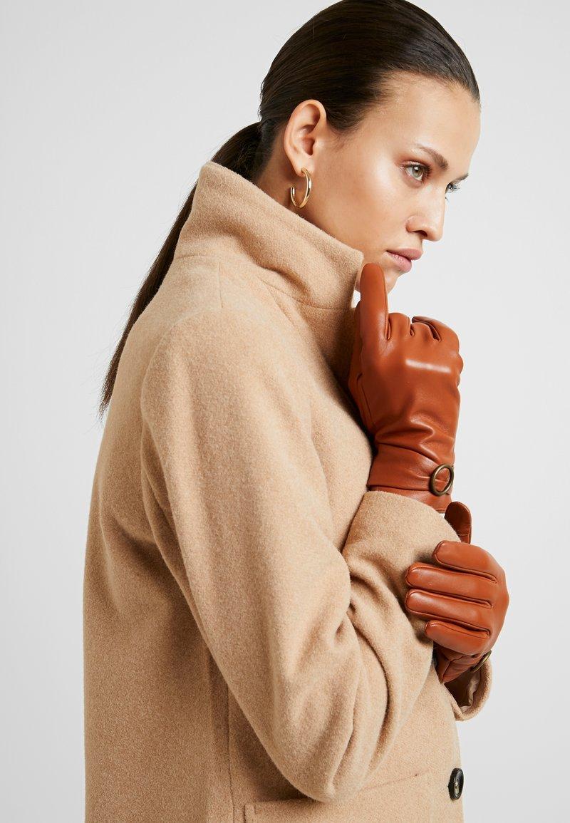 Anna Field - Rukavice - brown