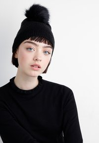 Anna Field - Muts - black - 1