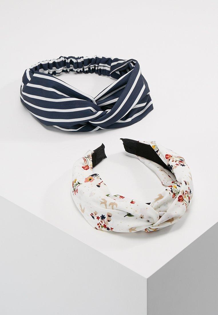 Anna Field - SET HEADBAND - Haar-Styling-Accessoires - white