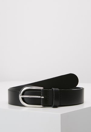 LEATHER - Belt business - black