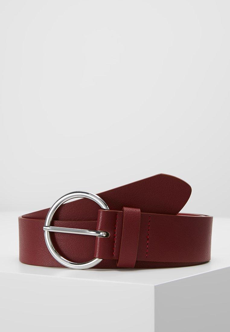 Anna Field - Waist belt - bordeaux