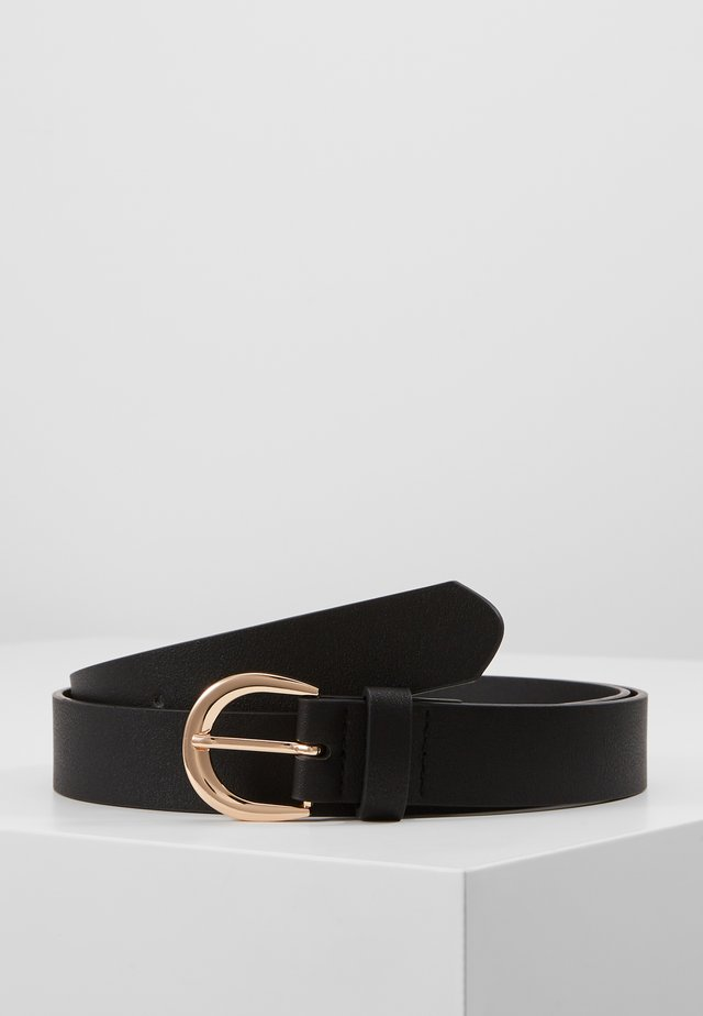 Belte - black/gold