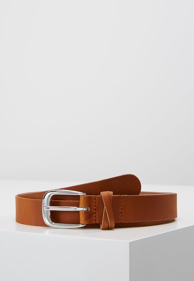 Anna Field - Belt - cognac