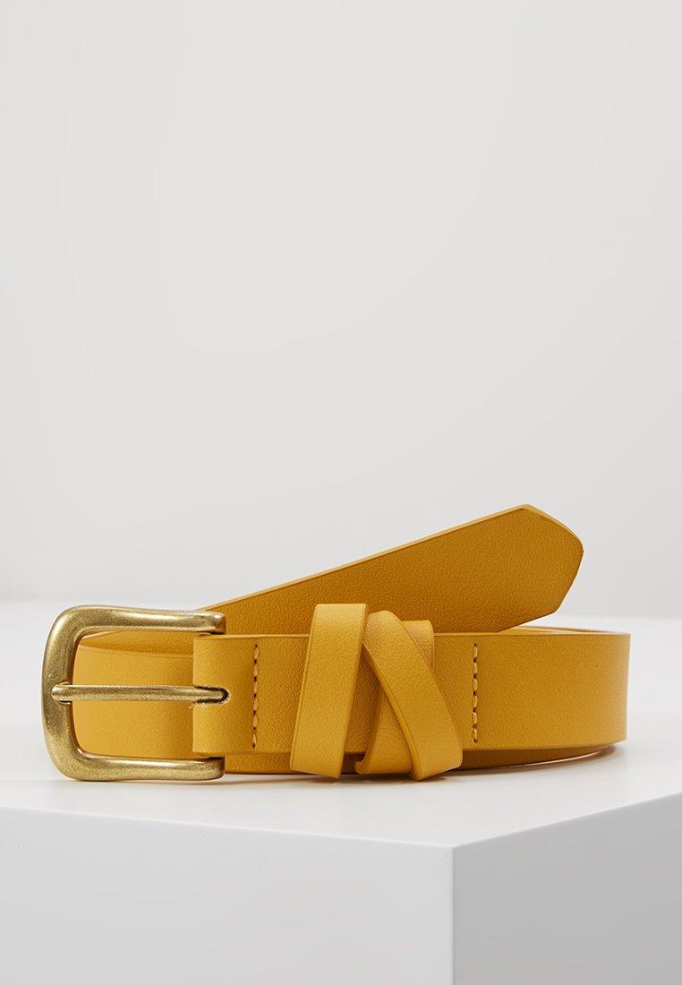 Anna Field - Belt - mustard