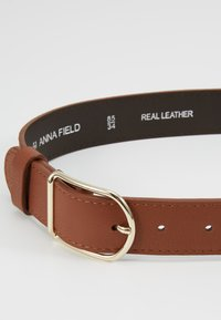 Anna Field - LEATHER - Riem - cognac - 4