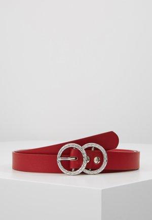 Midjeskärp - red
