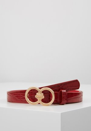 Gürtel - red