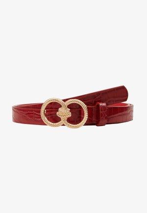 Cinturón - red