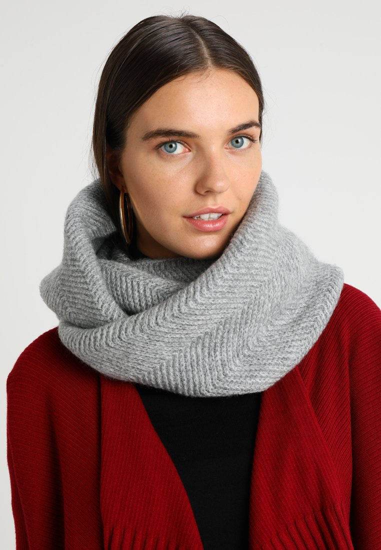 Anna Field - Snood - grey