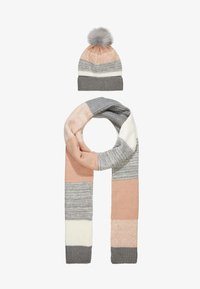 Anna Field - SET - Scarf - off-white - 1