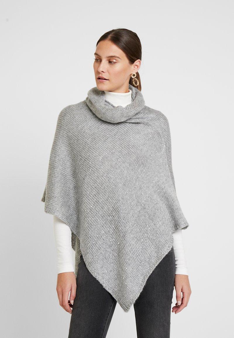 Anna Field - Poncho - grey