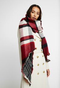 Anna Field - Scarf - black/bordeaux - 0