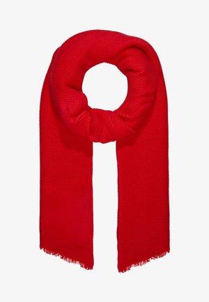 Schal - red