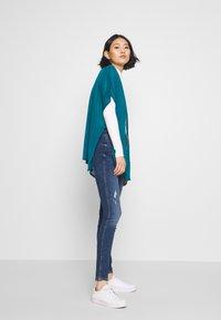 Anna Field - Vest - turquoise - 1