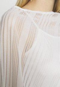 Anna Field - Lett jakke - white - 5