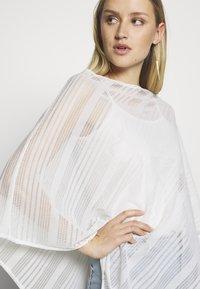 Anna Field - Lett jakke - white - 3