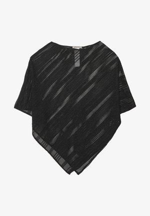 Chaqueta fina - black