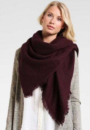 Šátek - bordeaux