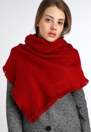 Foulard - red