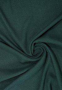 Anna Field - Tørklæde / Halstørklæder - dark green - 2