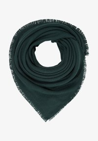 Anna Field - Tørklæde / Halstørklæder - dark green - 1