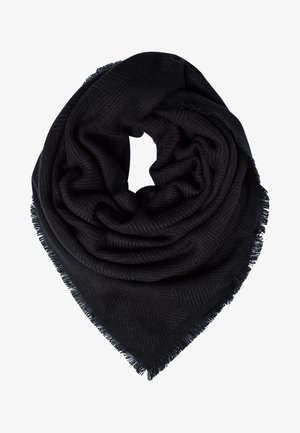 Šátek - black