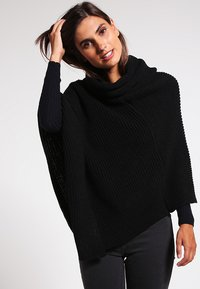Anna Field - Cape - black - 0