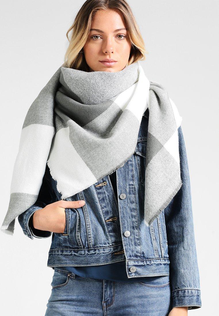 Anna Field - Tørklæde / Halstørklæder - taupe