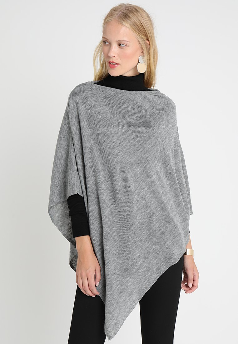 Anna Field - Cape - dark gray