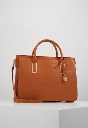 Laptop bag - brown