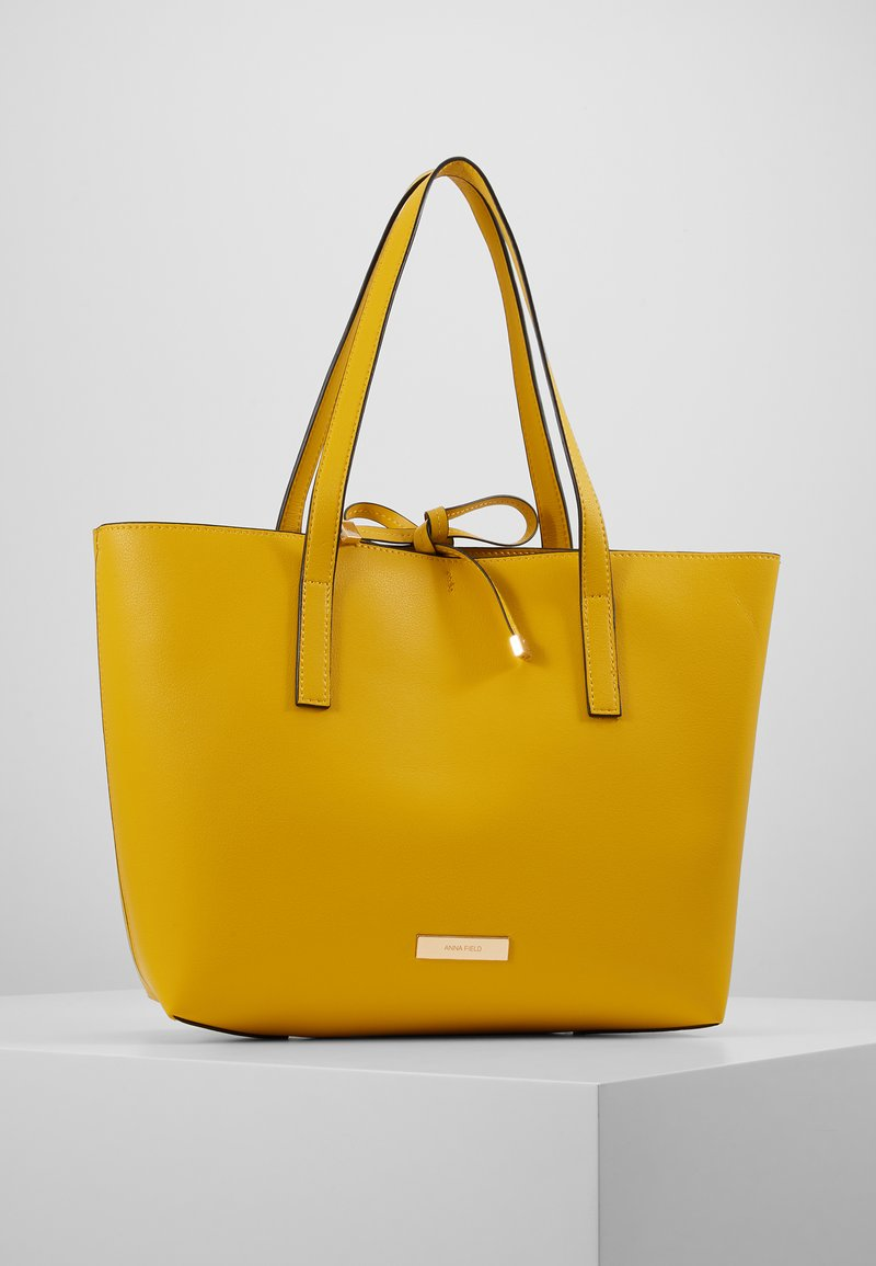 Anna Field - Tote bag - yellow