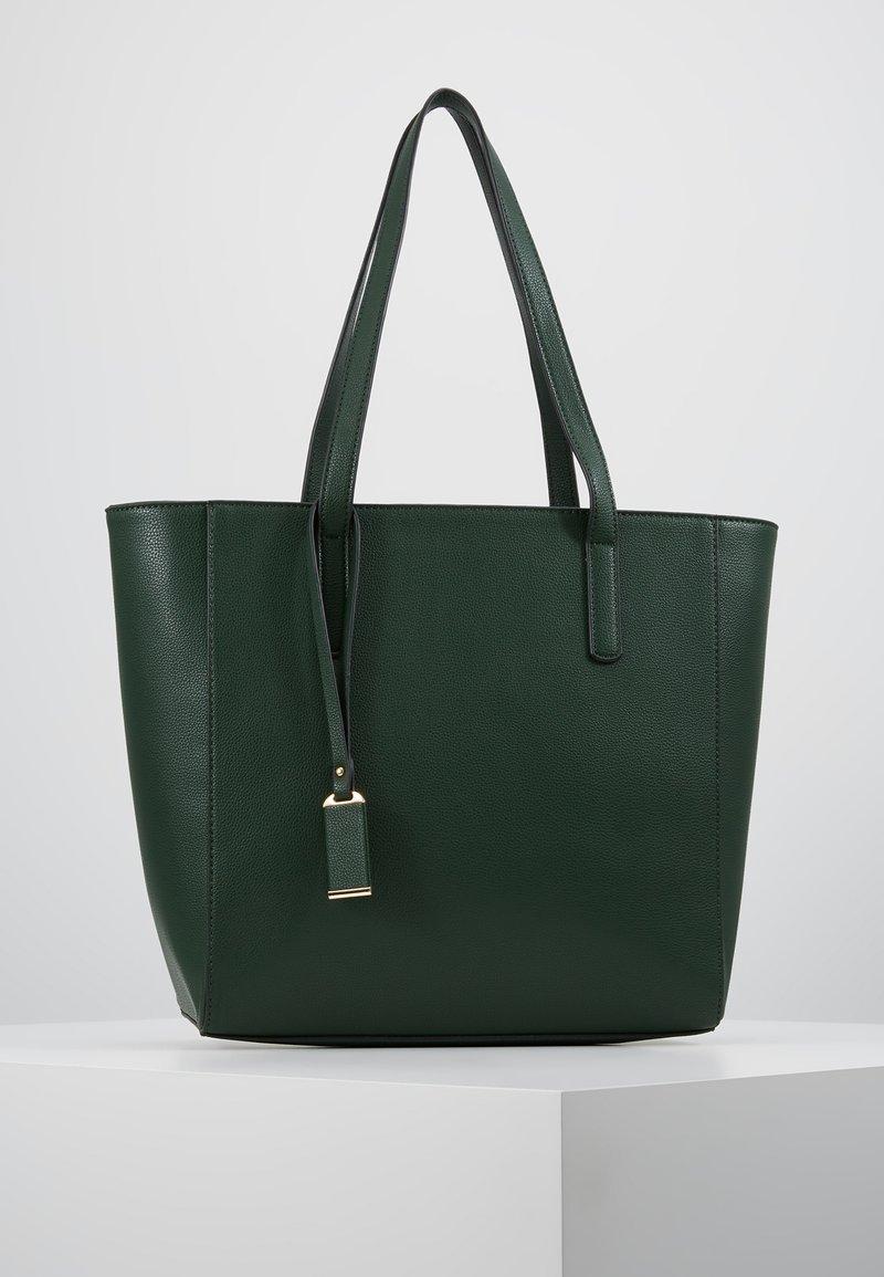 Anna Field - Håndtasker - dark green
