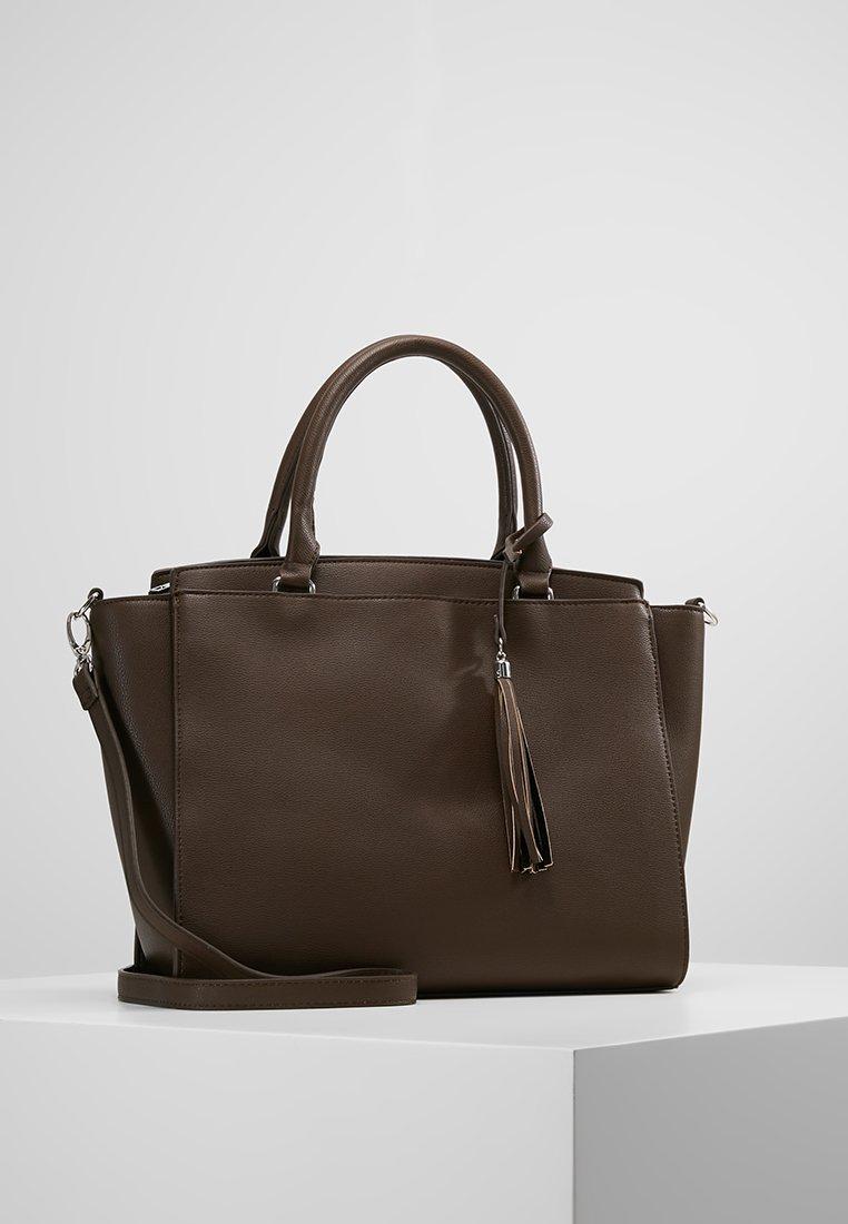Anna Field - Handtasche - dark brown