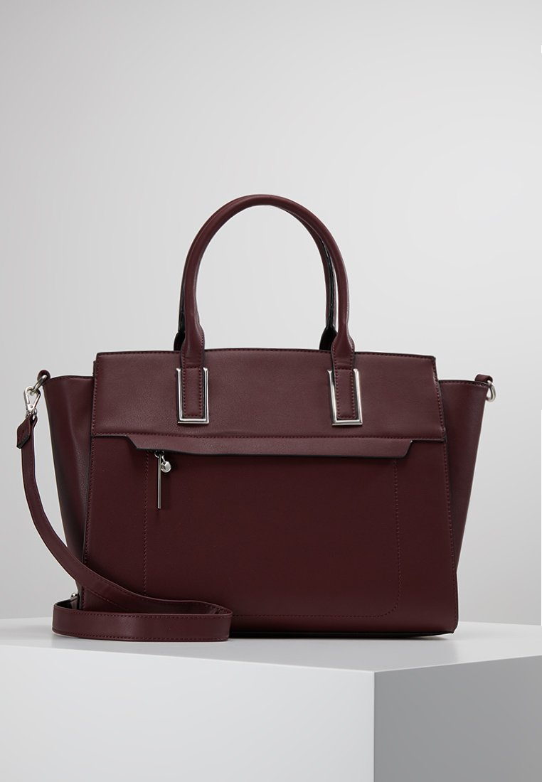 Anna Field - Handbag - dark red