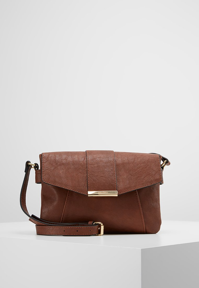 Anna Field - Across body bag - brown