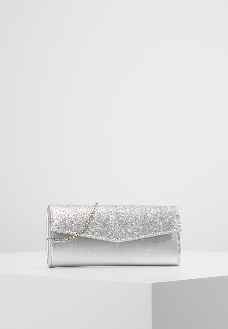 Anna Field - Kuvertväska - silver