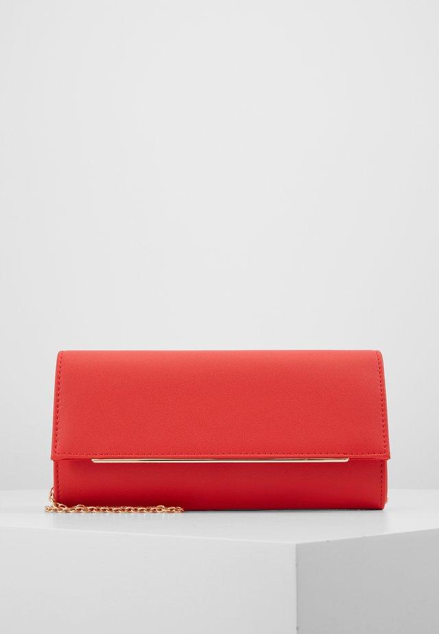 Pochette - light red