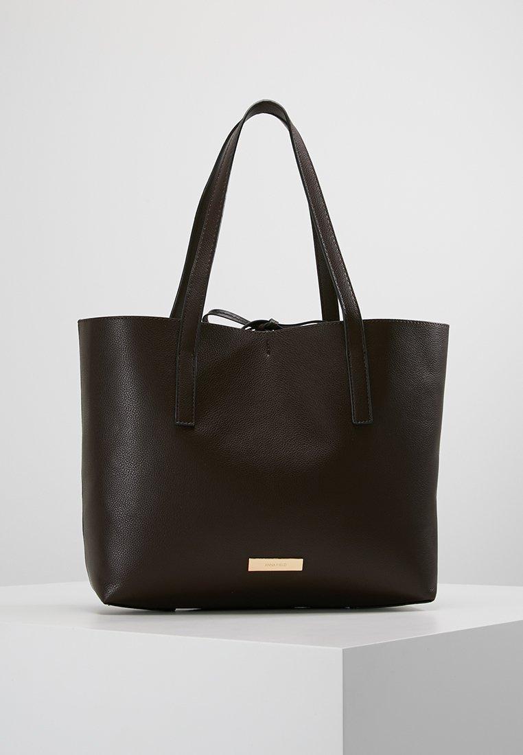 Anna Field - Handtasche - brown