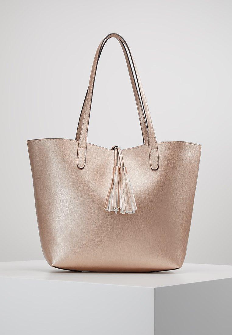 Anna Field - Shopping Bag - rose gold